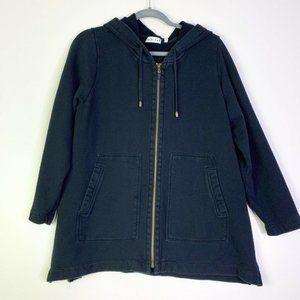 Habitat Womens Long Sleeves Hooded Jacket Size M